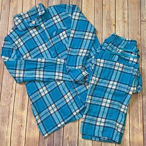 Croft & Barrow NWOT Flannel Pajama Set - Size L